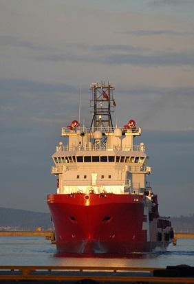 bevoorradingsschip
