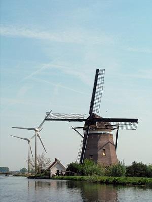 windmolens nederland