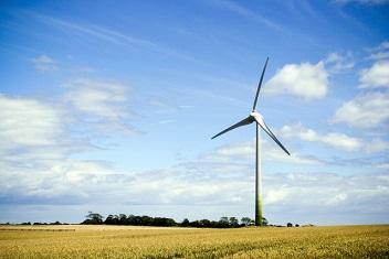 groene energie windmolen