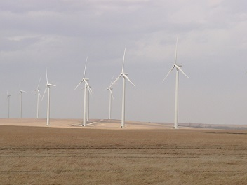 grote windturbines