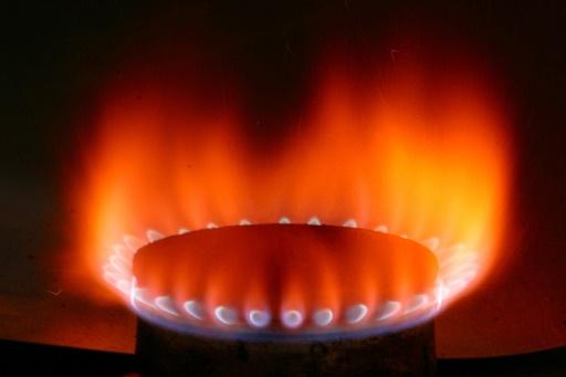 brandende gaspit